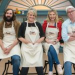 What TV shows has Sally Lindsay been in just like she takes on Celebrity Bake Off?