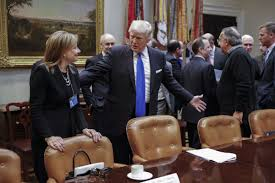 GM CEO Mary Barra calls conference with Trump 'beneficial and significant'