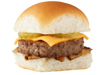 White Castle's Impossible Slider reinvents this 'Thanksgiving food staple'