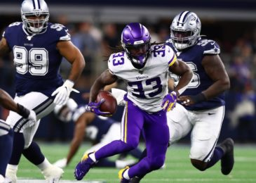 Minnesota Vikings 28, Dallas Cowboys 24: Hey, a major win out and about in prime time