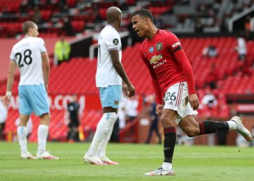 Man United information LIVE: Mason Greenwood makes historical past towards West Ham, only one level towards Leicester wanted for Champions League soccer
