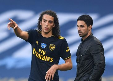 Matteo Guendouzi has not educated with Arsenal first crew for 2 weeks, Mikel Arteta desires him out