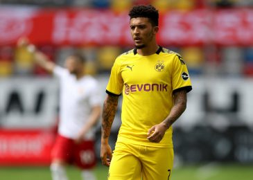Manchester United 'agree phrases' with Borussia Dortmund winger Jadon Sancho with teenager set for preliminary £140k-a-week wage