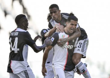 Juventus famous person Cristiano Ronaldo ends two surprising streaks with free-kick in opposition to rivals Torino