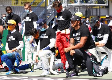 Six drivers select to not take the knee earlier than Formulation 1 Austrian Grand Prix, Lewis Hamilton kneels after talking out