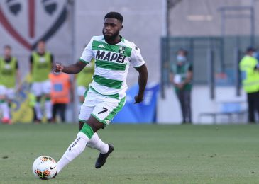 Everton 'contemplating bid' for ex-Chelsea winger Jeremie Boga however he'll price TEN occasions what Sassuolo paid in 2018