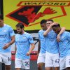 Man City match Premier League report throughout thrashing of Watford