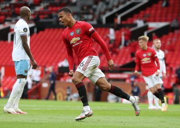 Mason Greenwood equals George Finest and Wayne Rooney as Manchester United starlet scored 17th purpose of season