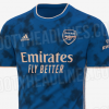 Trendy new third shirt leaked on-line that includes fashionable 'tie-dye' design