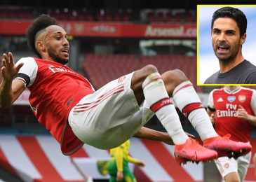 'Hopefully we will do it' – Mikel Arteta stays optimistic about Pierre-Emerick Aubameyang's Arsenal future after new document