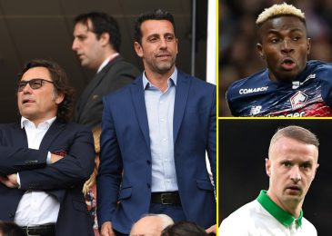 Premier League and sports activities information LIVE: Tony Adams blasts Arsenal's recruitment, Celtic boss Lennon hits out at 'chubby' Griffiths, West Ham vs Watford build-up