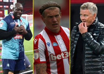 Premier League and sports activities information LIVE: James McClean explains social media publish, Solskjaer happy Greenwood has 'sturdy ankles' after Romeu sort out, Klopp congratulates Akinfenwa on promotion