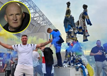 Leeds can be welcomed again to Premier League the place they'll renew rivalries with Manchester United, Liverpool and Chelsea, says Simon Grayson