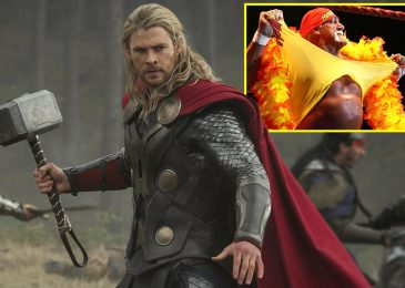Chris Hemsworth set for 'insanely bodily' exercise for Hulk Hogan movie as he'll have to be larger than Thor to play WWE legend
