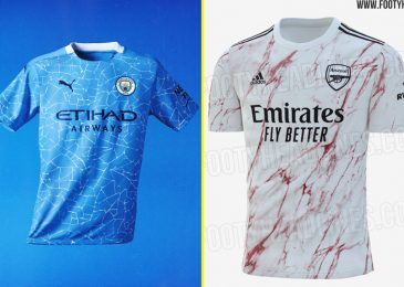 All new Premier League confirmed and leaked kits for 2020/21 together with Tottenham's new look, Aston Villa dwelling, Liverpool's first Nike jersey, and Leeds United ideas