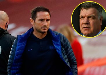 'If Frank Lampard has seen one thing he didn't like about Liverpool, they need to pay attention' – Sam Allardyce on Chelsea boss' warning to 'boastful' Reds