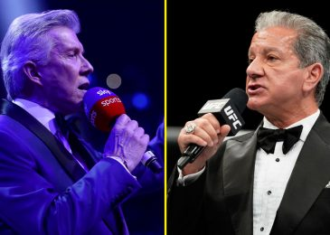 The wonderful story of how Bruce and Michael Buffer met, made a fortune and have become identified for introducing the likes of Conor McGregor and Mike Tyson in UFC and boxing