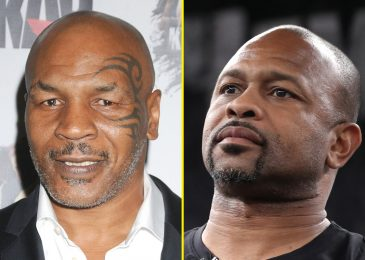 Iron Mike to face fellow boxing legend Roy Jones Jr this September in California