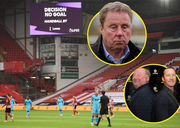 'One other diabolical evening for VAR' – Harry Redknapp, Ray Parlour and Alan Brazil name for guidelines to vary after Tottenham and Man Metropolis controversy