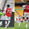 Bukayo Saka celebrates new contract by scoring first Premier League purpose as Arsenal get previous Wolves