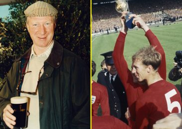 Jack Charlton constructed a mini pub for the Eire workforce, saved his World Cup medal in a tinderbox and it was a 'shame' he wasn't knighted