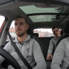 Alex Oxlade-Chamberlain talks displaying Lionel Messi's shirt at house in hilarious Liverpool Carpool with Jordan Henderson and Andy Robertson