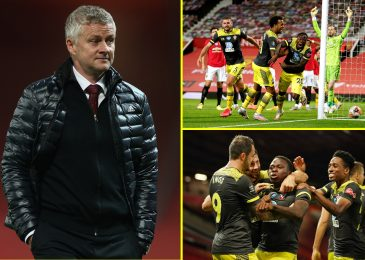 Michael Obafemi nets last-gasp Southampton equaliser as Manchester United blow likelihood to go third in Premier League