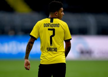 Manchester United warn Borussia Dortmund they may stroll away from Jadon Sancho deal if they don't decrease £108million valuation
