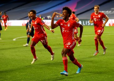 Kingsley Coman's aim gained Bayern Munich the Champions League so as to add to an unbelievable record of trophies in brief profession