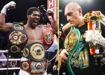 Anthony Joshua praises 'go-getter' Tyson Fury and will get followers excited for date, whereas Bob Arum confirms 'there aren't any extra points' stopping undisputed title battle