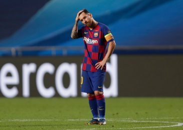 Lionel Messi needs to go away Barcelona THIS SUMMER following disastrous Champions League humbling by Bayern Munich