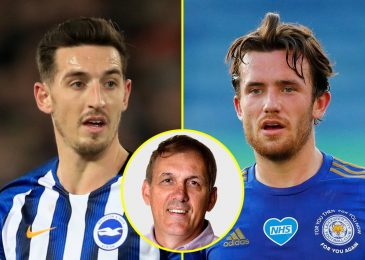 Frank Lampard warned in opposition to Ben Chilwell deal by former Chelsea ace, however Lewis Dunk transfer backed