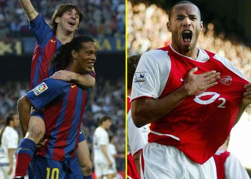 On this present day: Thierry Henry indicators for Arsenal in 1999 and the remainder is historical past