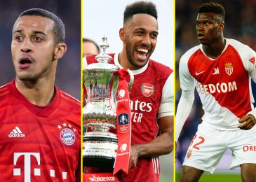 Switch information LIVE: Arsenal informed Aubameyang deserves £500k-a week contract, Manchester United to pay £63m up entrance for Jadon Sancho, FOUR Leeds United targets named