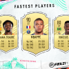 Kylian Mbappe, Adama Traore and Alphonso Davies are the quickest gamers however how do they examine to actual high speeds?