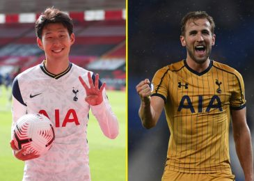 Heung-min Son and the opposite gamers who've scored 4 objectives in a single Premier League match, together with Salah, Aguero and Henry