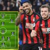 How Newcastle might line up in the event that they signal Ryan Fraser and Callum Wilson, who had an amazing partnership at Bournemouth