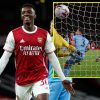 Dani Ceballos and Eddie Nketiah mix for profitable objective towards Arsenal towards West Ham every week on from bust-up earlier than Fulham sport