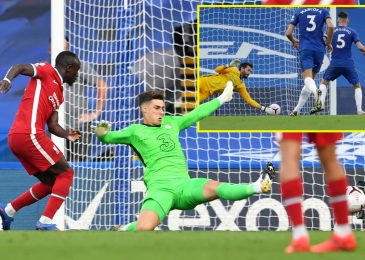 Kepa makes one other howler and Jorginho loses 100 per cent penalty document as Liverpool dominate ten-man Chelsea to win at Stamford Bridge