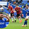 Brighton's Neal Maupay scores CHEEKY Panenka previous Manchester United's David de Gea after Bruno Fernandes journey Tariq Lamptey to concede a penalty