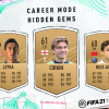 Be careful for Liverpool, Arsenal and Tottenham stars as FIFA 21 releases its listing of profession mode hidden gems