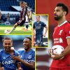 Mo Salah's new match ball for hat-trick, Jamie Vardy equals report, Rob Holding is Ronaldinho and extra issues we beloved from opening weekend of Premier League