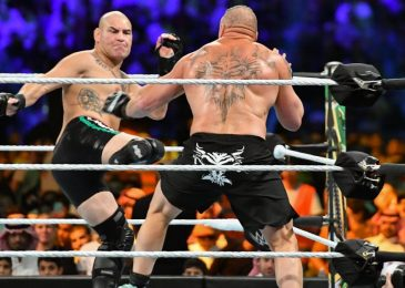 Arn Anderson explains why WWE might re-sign Cain Velasquez after disastrous first run