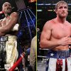 Logan Paul backed to BEAT Floyd Mayweather by UFC commentator Joe Rogan