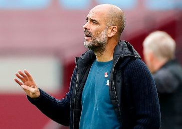 Newest from Champions League conflict as Guardiola's males eye victory in France