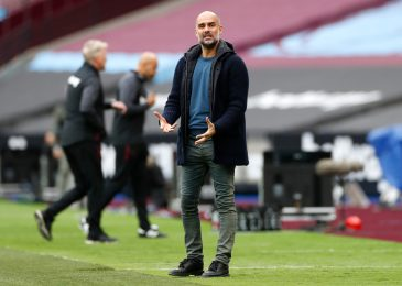 Pep Guardiola says Manchester City 'couldn't afford' to signal striker regardless of £123m summer time spree as Sergio Aguero and Gabriel Jesus each sidelined