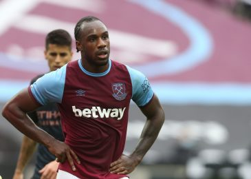 West Ham endure blow as Michail Antonio faces a MONTH on sidelines with hamstring damage picked up in Man City draw