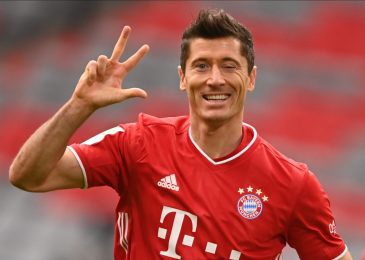 Bayern Munich purpose machine Robert Lewandowski exhibits off spectacular haul of trophies on Instagram regardless of Ballon d'Or being axed in 2020