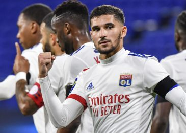 Arsenal nonetheless need to signal Lyon star Houssem Aouar, however face competitors from Juventus and PSG