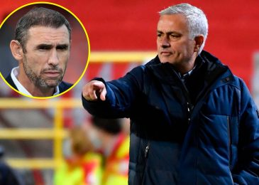 Martin Keown calls Jose Mourinho 'infantile' after Tottenham supervisor criticises his gamers on Instagram following Europa League defeat